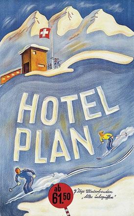 Schlegel Karl - Hotelplan