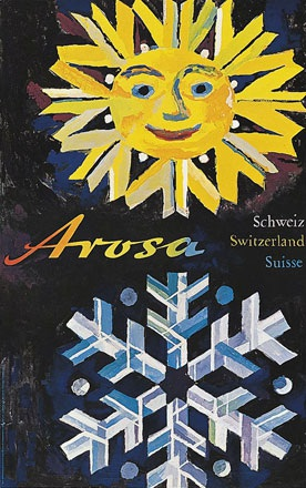 Hausamann Wolfgang - Arosa