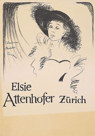 Anonym - Elsie Attenhofer