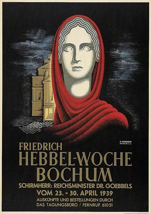 Fornoff E. - Friedrich Hebbel-Woche