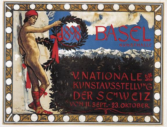 Sandreuter Hans - Nationale Kunstausstellung