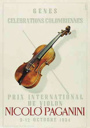 Viora F. - Nicolo Paganini