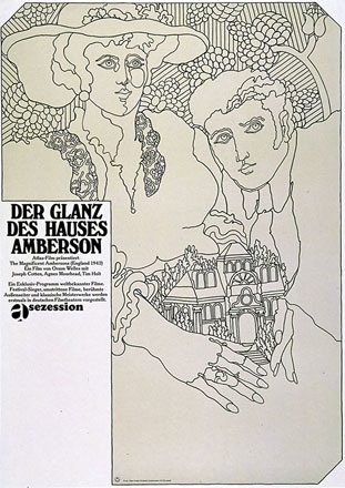 Anonym - Der Glanz des Hauses Amberson