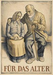 Schlatter Ernst Emil - Für das Alter