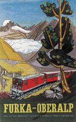 Schol Hugo - Furka Oberalp Bahn