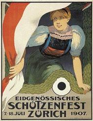 Ulrich Hans Caspar - Eidgenössisches Schützenfest