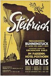 Anonym - Steibruch