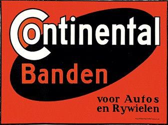 Anonym - Continental Banden