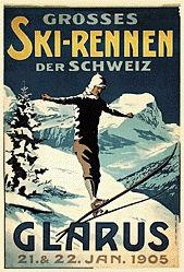 Anonym - Grosses Ski-Rennen der Schweiz