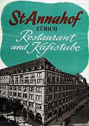 F.P. Propaganda - St. Annahof Zürich