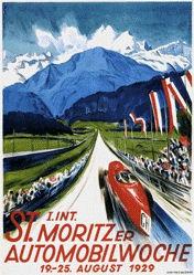 Baumberger Otto - St. Moritz