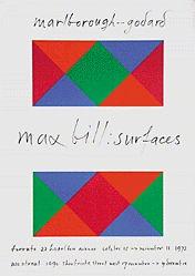 Bill Max - Max Bill - Surfaces