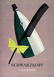 Bühler Fritz - Schwarzkopf Shampoo