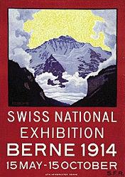 Colombi Plinio - Swiss Exhibition Berne