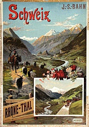 d'Alesi Hugo - Schweiz - Rhone-Thal