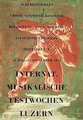 Erni Hans - Musikalische Festwochen