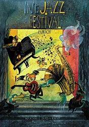 Hauptmann Tatjana - Jazz Festival Zürich
