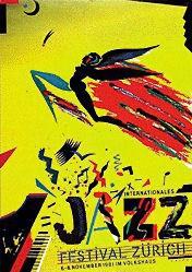 Inauen Hans - Jazz Festival Zürich