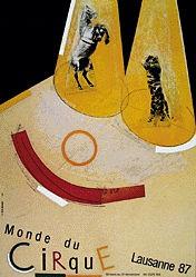 Jeker Werner - Monde du Cirque