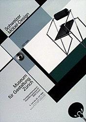 Jeker Werner - Schweizer Möbel-Design