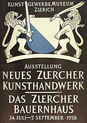 Keller Ernst - Neues Zürcher Kunsthandwerk