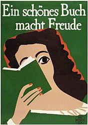 Keller Ernst - Ein schönes Buch macht Freude