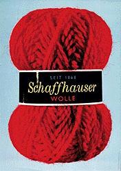 Leupin Herbert - Schaffhauser Wolle