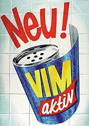 Lintas Werbeagentur - Vim aktiv