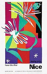 Matisse Henri (d'après) - Nice