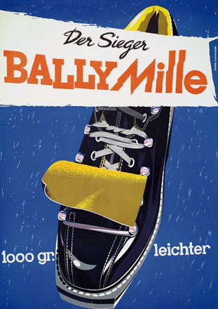 Augsburger Pierre - Bally Mille