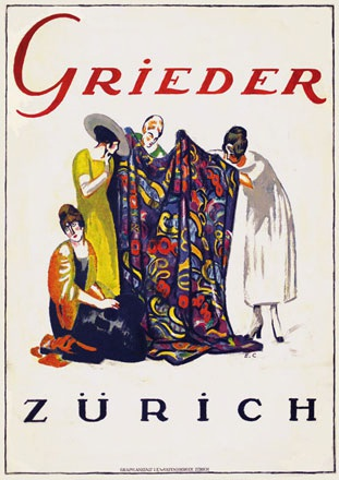 Cardinaux Emil - Grieder