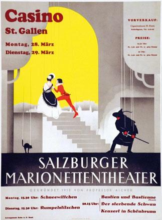 Anonym - Salzburger Marionettentheater
