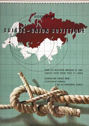 Erni Hans - Suisse-Union Sovietique