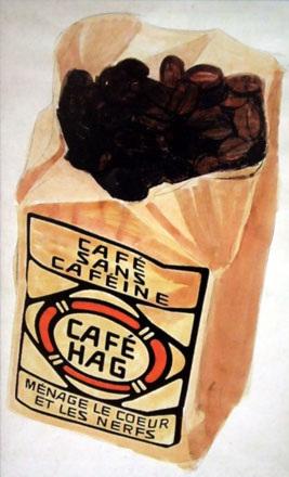 Anonym - Café Hag