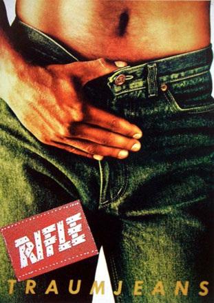 Marti Werbung - Rifle Jeans