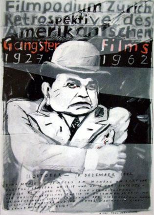 Brühwiler Paul - Gangsterfilme