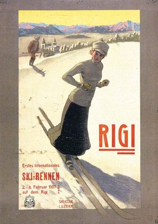 Abegg Hermann - Rigi