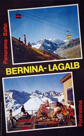Wiesner Ruedi - Bernina-Lagalb