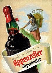 Reck Fritz - Appenzeller Alpenbitter