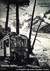 Steiner Albert (Photo) - Bernina-Bahn