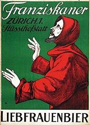 Monogramm L.G. - Franziskaner