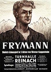 Anonym - Frymann