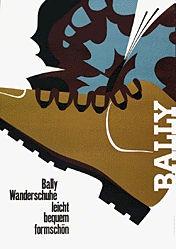 Zwimpfer Moritz - Bally Wanderschuhe