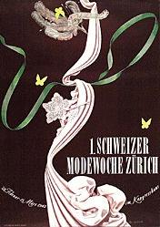Aeschbach Hans - Schweizer Modewoche Zürich