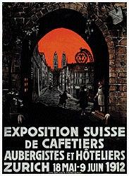 Anonym - Exposition de Cafétiers