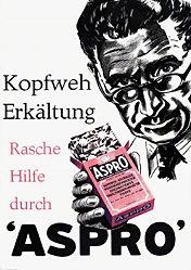 Anonym - Rasche Hilfe durch Aspro