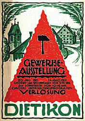 Benz Walter - Gewerbe-Ausstellung