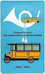 Brun Donald - Postes Suisses
