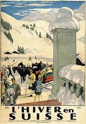 Cardinaux Emil - L'hiver en Suisse