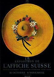 Carigiet Alois - L'affiches Suisse